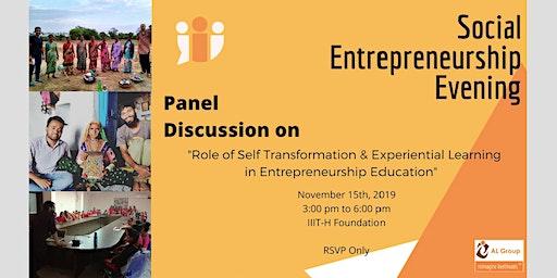 Social Entrepreneurship Evening