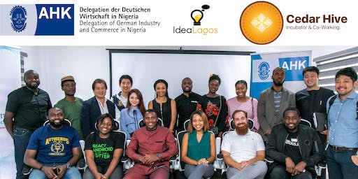 """IdeaLagos - Breakfast Panel Discussion: """" Building a Successful Startup"""""""