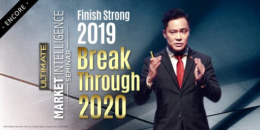 [UMIS ENCORE] Finish Strong 2019, Breakthrough 202