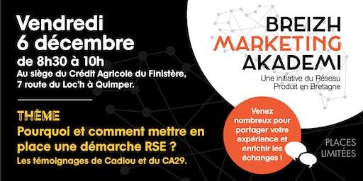 Matinale Breizh Marketing Akademi Finistère Sud