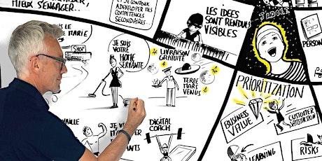 Formation Facilitation Graphique avec Thierry Delestre (Mars) billets
