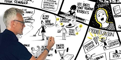 Formation Facilitation Graphique avec Thierry Delestre (Mars)