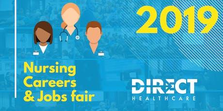 Nursing Careers & Jobs fair (London December) tickets