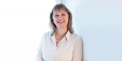 early bird mit Manuela Weiss / Erfolgreiches Unternehmertum mit Sinn
