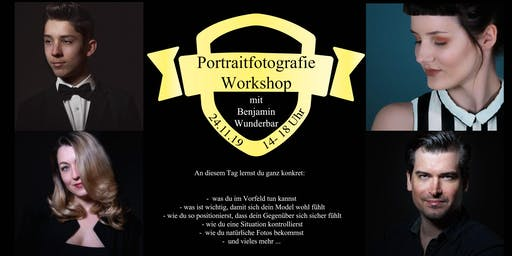 Workshop Portrait-Fotografie