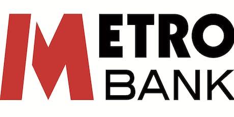 Metro Bank Tunbridge Wells - Networking Event tickets