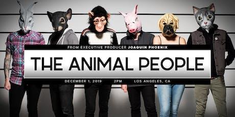 The Animal People - Los Angeles Screening tickets