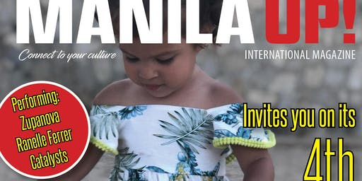 Manila Up Magazine 4th Anniversary