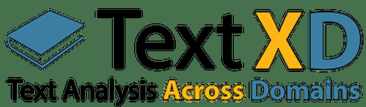TextXD: Text Analysis Across Domains 2019 image