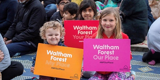Waltham Forest Council Connecting Communities All Networks Festive event