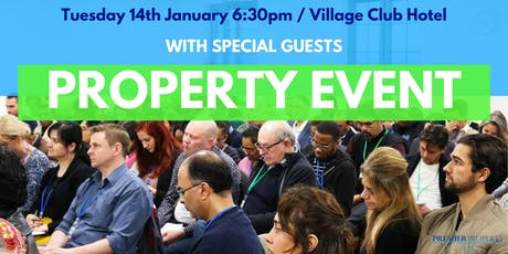 Property Event  tickets