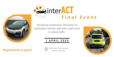 interACT Final Event