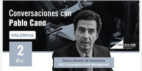 Inversión y Sostenibilidad - Conversaciones con Pablo Cano (NAO AM) entradas