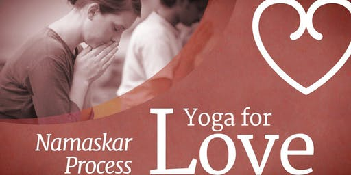 Yoga For Love - Free Session in Frankfurt (Germany)