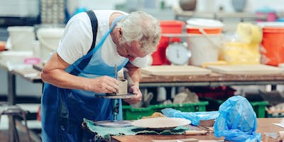 Plymouth College of Art - 10 week Ceramic Handbuilding Techniques for Improvers (Jan 2020)