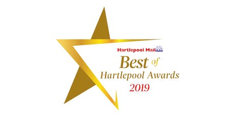 The Best of Hartlepool Awards 2019 tickets