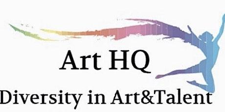Art HQ- Diversity in Talent tickets