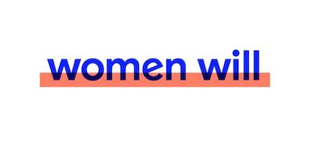 Women Will: Tener éxito como emprendedora entradas