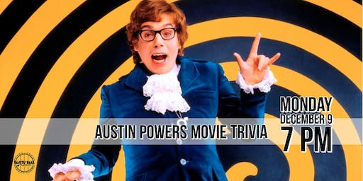 Austin Powers Trivia Night