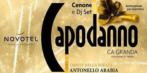 Capodanno 2020 Novotel Milano Ca Granda
