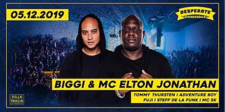 Desperate Thursday w/ Biggi 05.12.2019 tickets