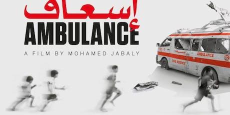 Ambulance tickets