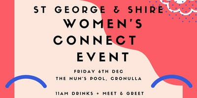 St George + Shire Women's Connect Lunch