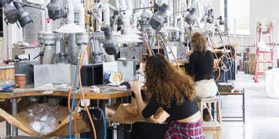 Plymouth College of Art - 10 week Jewellery Making with Metals for Improvers (Jan 2020)