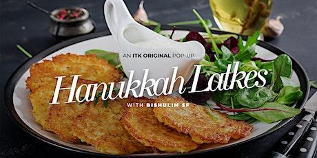 Hanukkah Latkes with Bishulim tickets