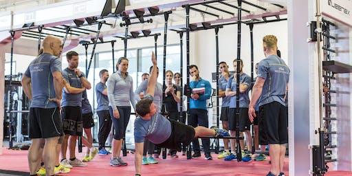 QUEENAX® Coach - Workshop 4hr - Falkirk