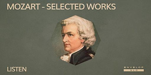 Mozart - Selected Works : LISTEN