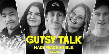 Gutsy Talk tickets