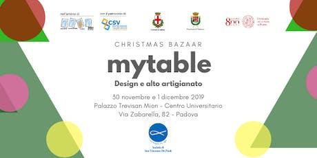 Christmas Bazaar biglietti