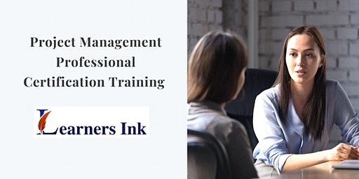 Project Management Professional Certification Training (PMP® Bootcamp) in Fargo