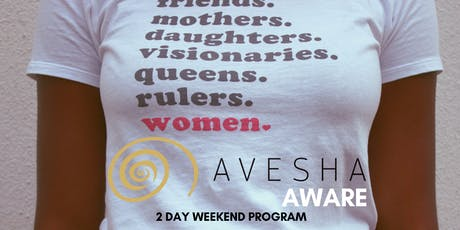 Avesha Aware - Authentic and Aligned Women tickets