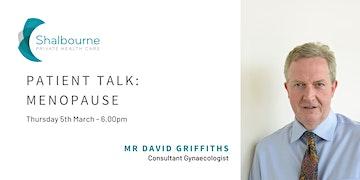 Menopause: Patient Talk