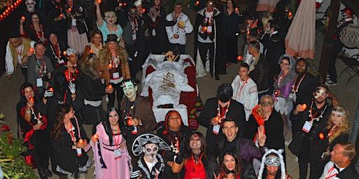 The best Halloween Party in Transylvania 2020, Dracula's Sighisoara Citadel