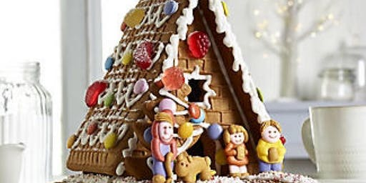Gingerbread House - Build & Decorate as a Family