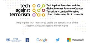 Tech Against Terrorism and GIFCT Tech Workshop in Londo...