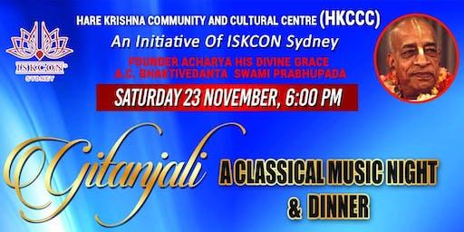 Gitanjali - A Classical Concert, Bhajan and Krishna Lila Dance