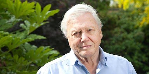 Chatham House: Sir David Attenborough and BBC Studios Natural History Unit