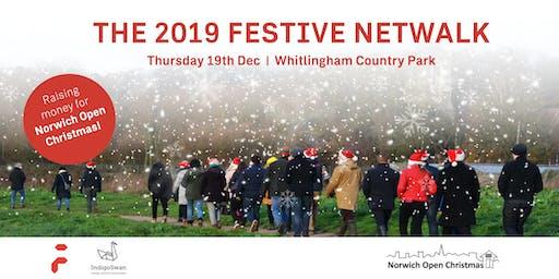 The 2019 Festive Netwalk!