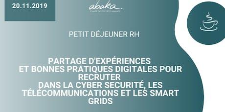 Café RH - Recruter avec le digital dans la cybersécurité billets