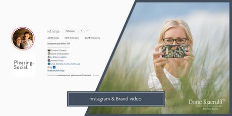 Instagram & Branding videos tickets