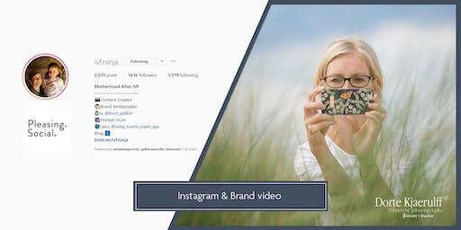 Instagram & Branding videos
