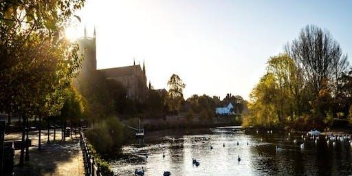 RSA Worcestershire Meetup: The Global Cyber Meetup