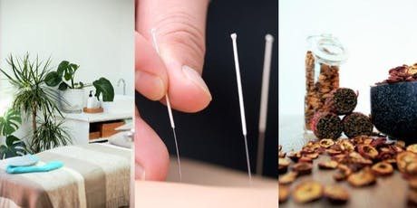 Introduction to Acupuncture and Stress Reduction tickets
