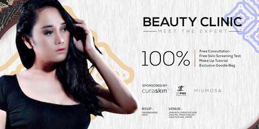 Beauty Class: Meet the Expert