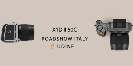 Hasselblad Roadshow Italy - Udine biglietti