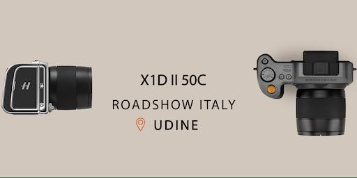 Hasselblad Roadshow Italy - Udine